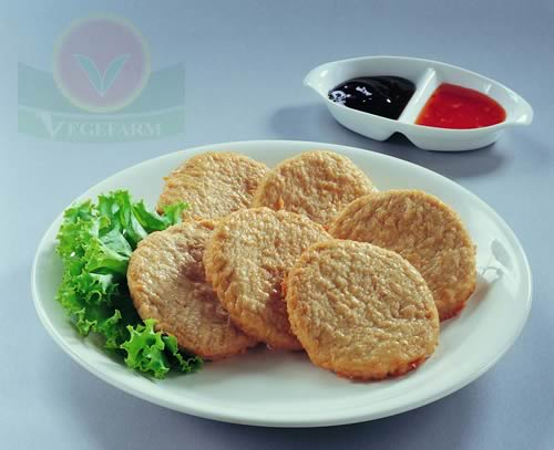 VEGE CHICKEN PATTY 430G
